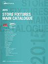 ロイヤル総合カタログ2016 ROYAL STORE FIXTURES MAIN CATALOGUE